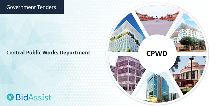 CPWD Tenders | Driving Infrastructure Projects across India