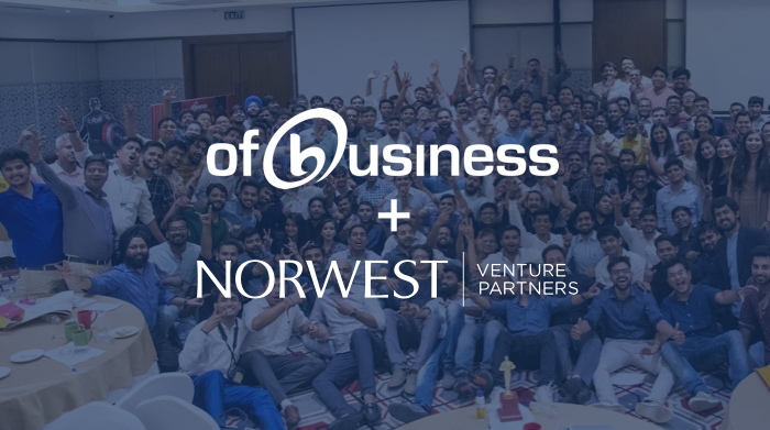 OfBusiness raises INR 250 crores in Series D Funding