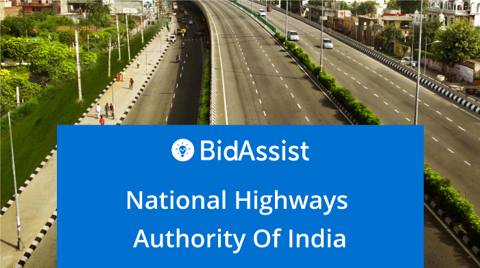 NHAI Tenders 2019- Latest Information on National Highways Authority Of India