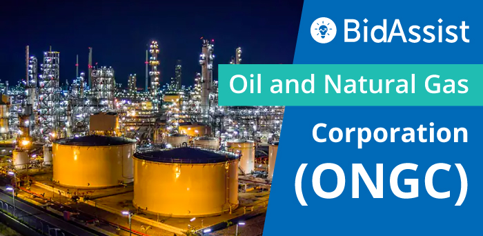 The Oil And Natural Gas Corporation: ONGC Tenders in 2020