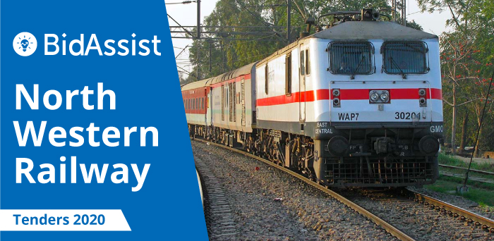 North Western Railway EProcurement Guide | NWR Tenders in 2020