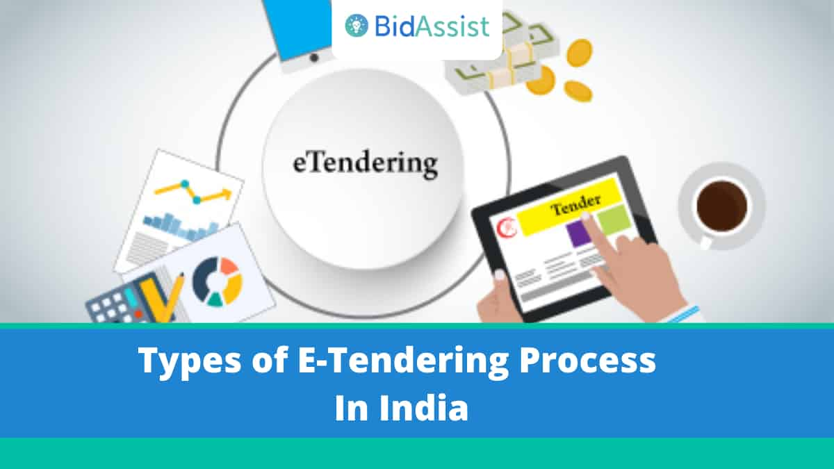 Types of E-Tendering Process in India