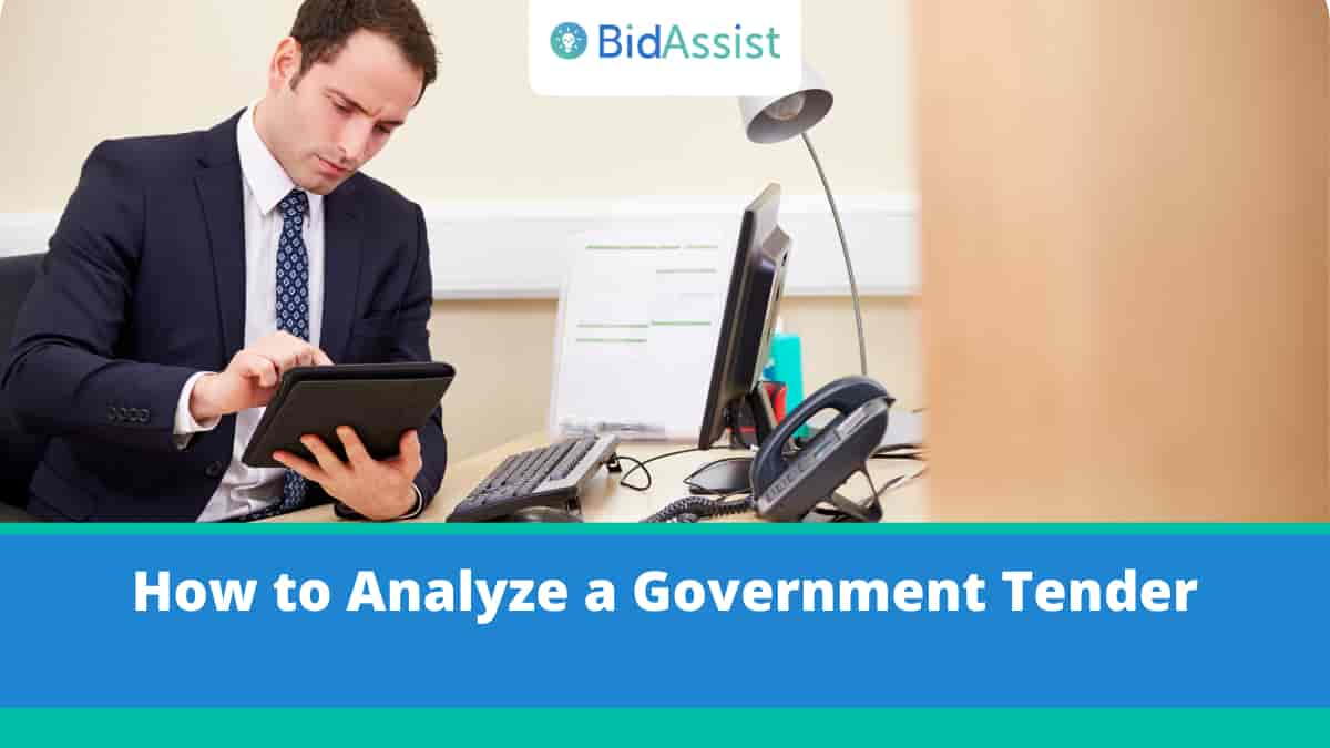 How to Analyze a Government Tender?