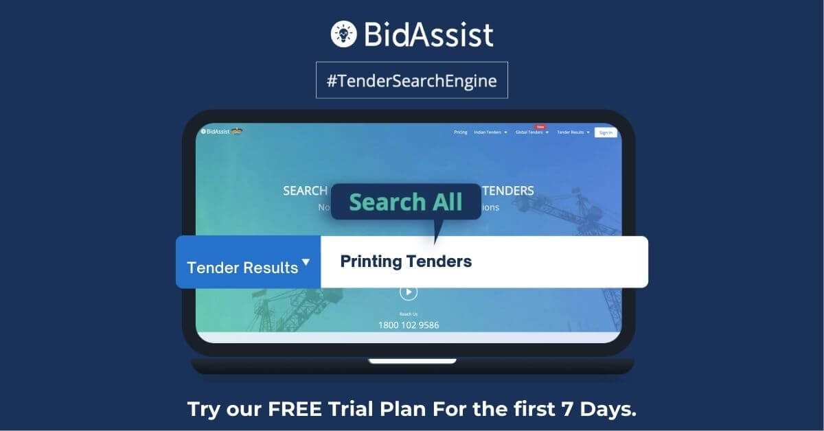 BidAssist- A One-Stop-Shop for your all Tenders