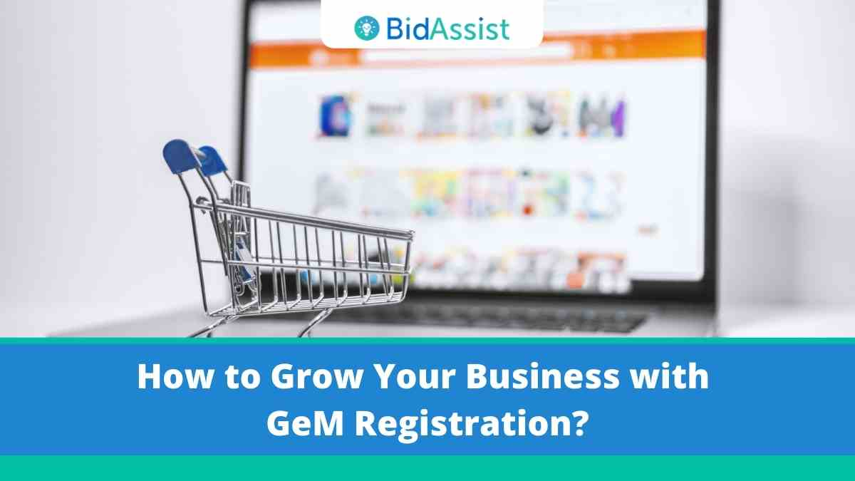 How to Grow Business with GeM Registration?